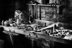 Workbench © Harold Davis