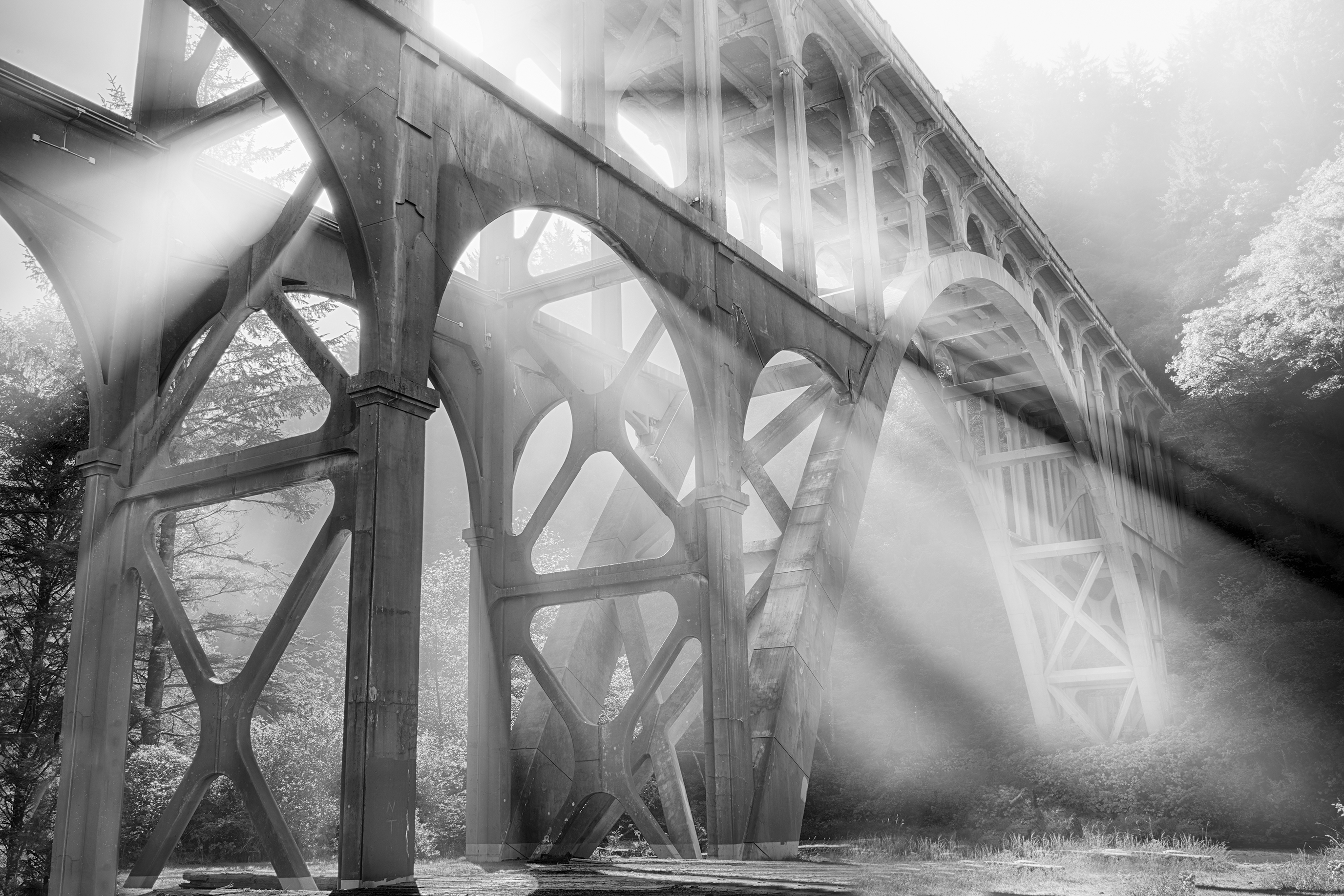 Bridge of Light © Harold Davis