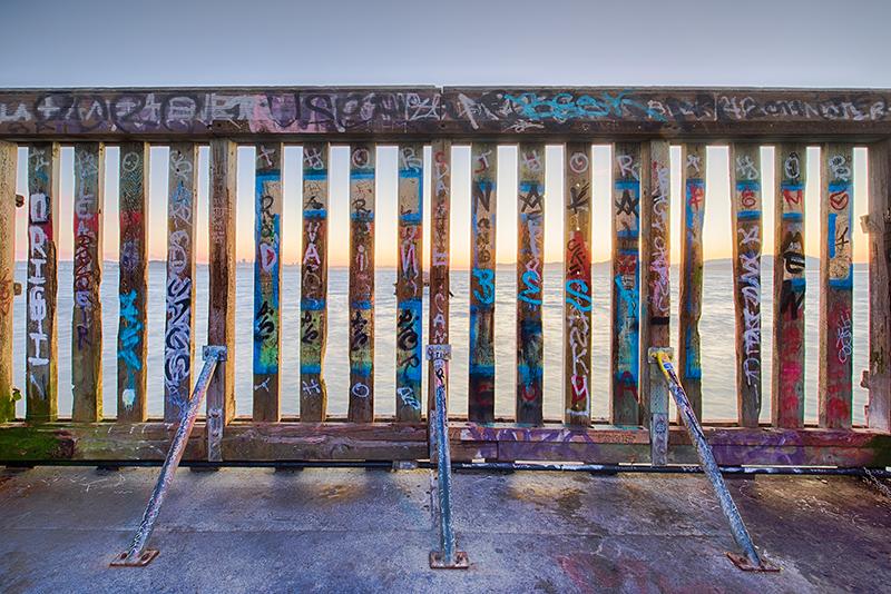 End of the Berkeley Pier © Harold Davis