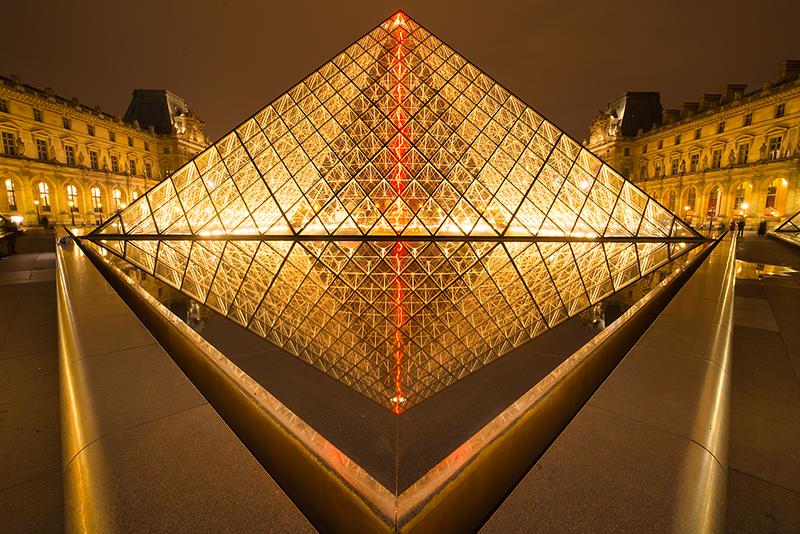 Pyramide © Harold Davis