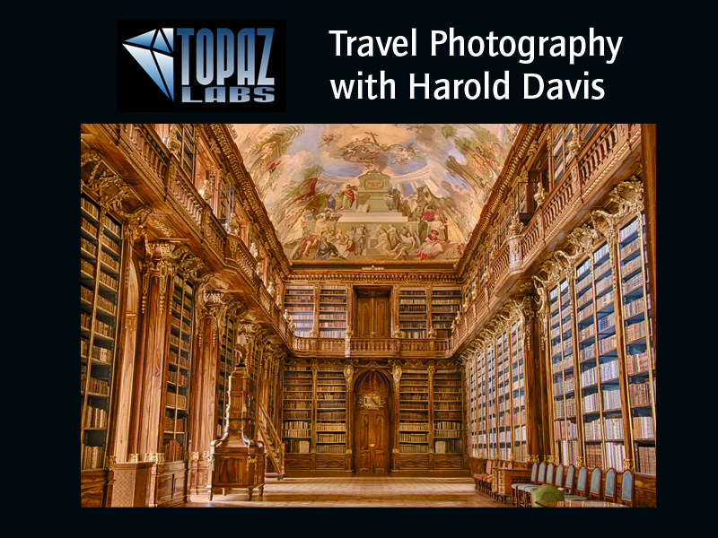 Harold Davis - Travel photo webinar