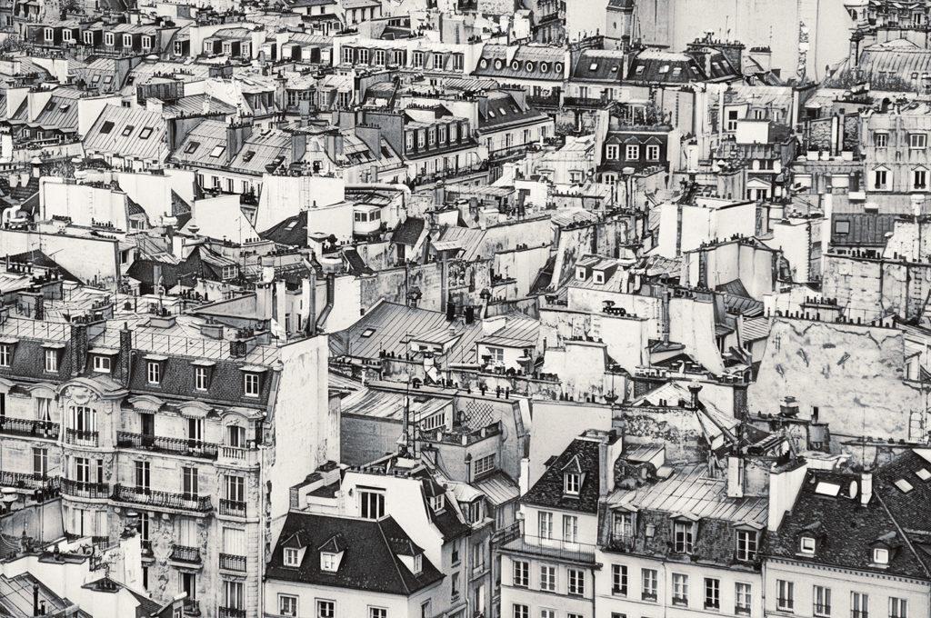 Rooftops of Paris © Harold Davis