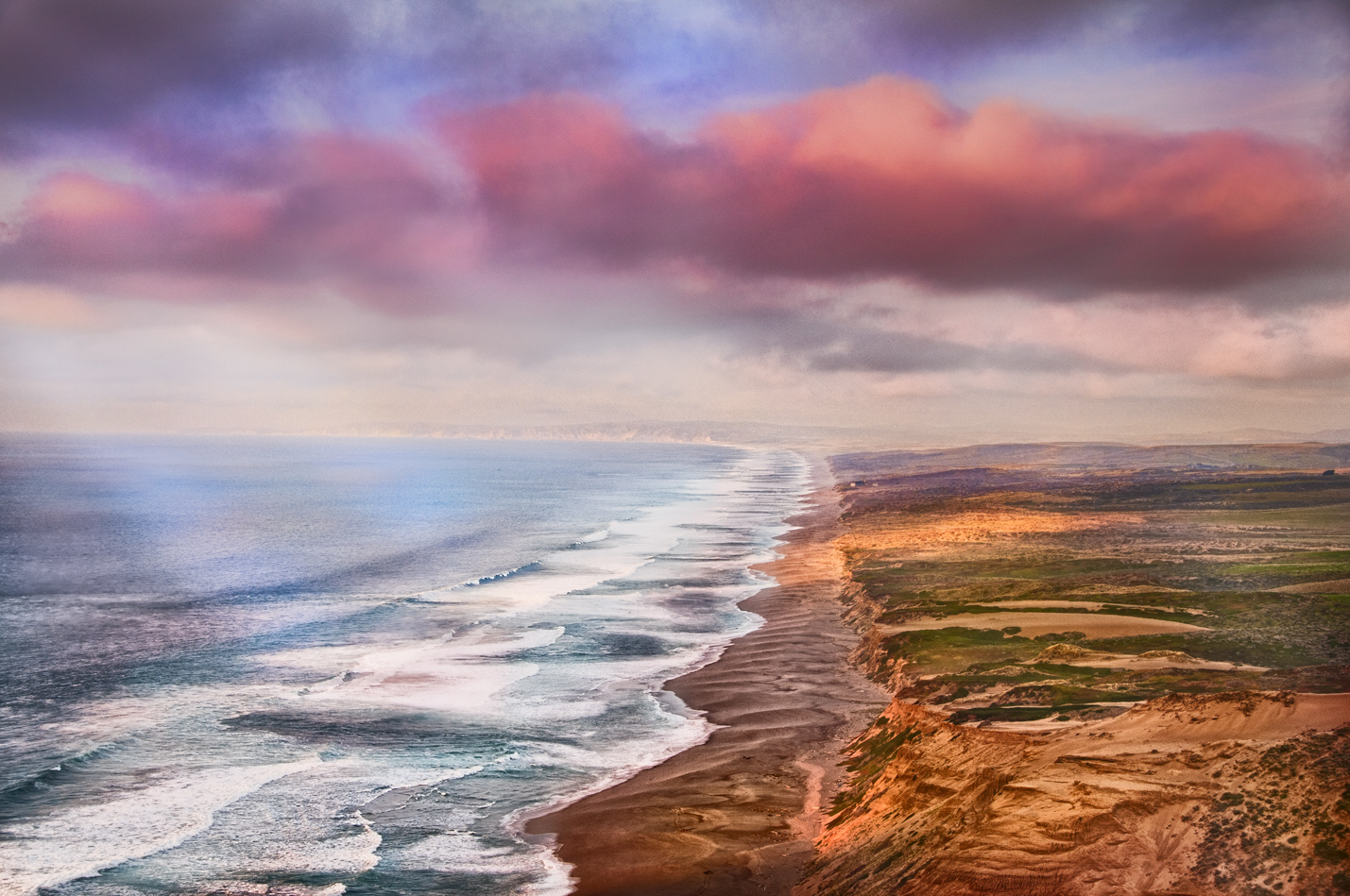 Great Beach, Point Reyes © Harold Davis